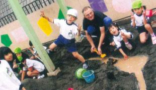ナザレ幼稚園の特色のイメージ